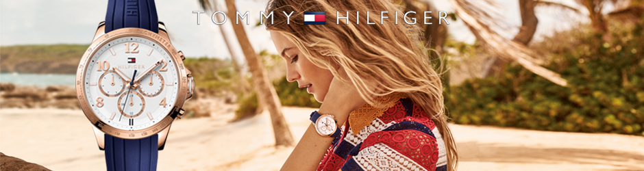 Tommy Hilfiger Dames Horloges