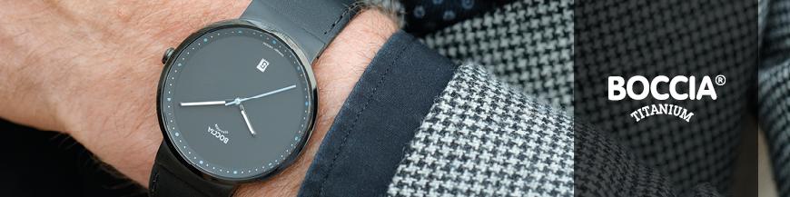 Boccia Titanium Heren Horloges
