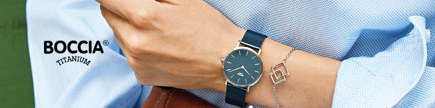 Boccia Titanium Dames Horloges