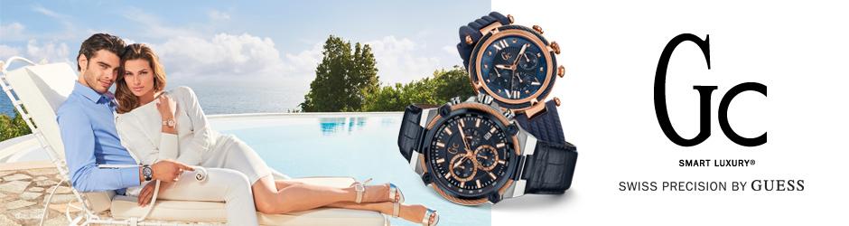 Gc Watches Dames Horloges