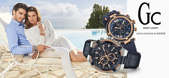 Guess collection horloges