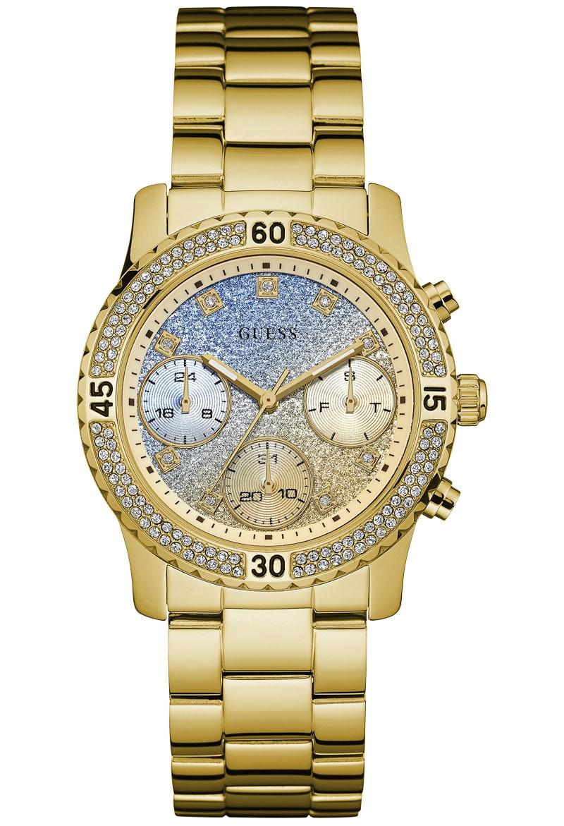 Guess W0774L2 Confetti Dames Horloge