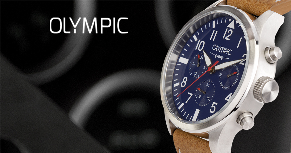 olympic horloges